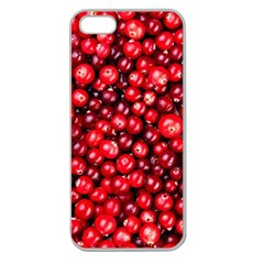 Cranberries 2 Apple Seamless Iphone 5 Case (clear)