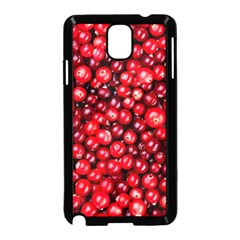 Cranberries 2 Samsung Galaxy Note 3 Neo Hardshell Case (black)
