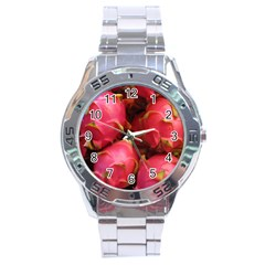 Dragonfruit Stainless Steel Analogue Watch