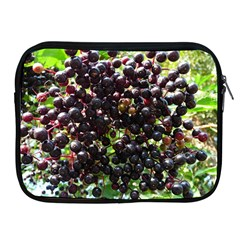 Elderberries Apple Ipad 2/3/4 Zipper Cases