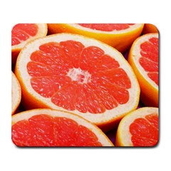 Grapefruit 1 Large Mousepads