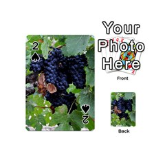 Grapes 3 Playing Cards 54 (mini)