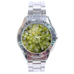 Grapes 5 Stainless Steel Analogue Watch