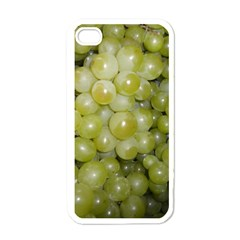 Grapes 5 Apple Iphone 4 Case (white)