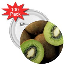 Kiwi 2 2 25  Buttons (100 Pack)