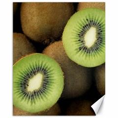 Kiwi 2 Canvas 11  X 14