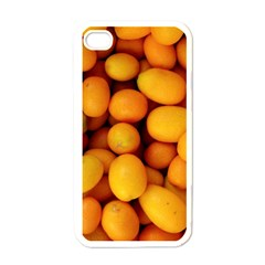 Kumquat 1 Apple Iphone 4 Case (white)