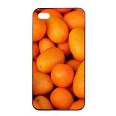 Kumquat 2 Apple Iphone 4/4s Seamless Case (black)