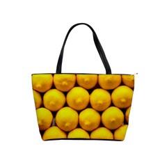 Lemons 1 Shoulder Handbags