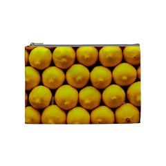 Lemons 1 Cosmetic Bag (medium)