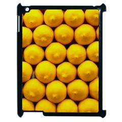 Lemons 1 Apple Ipad 2 Case (black)