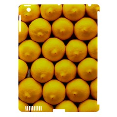 Lemons 1 Apple Ipad 3/4 Hardshell Case (compatible With Smart Cover)