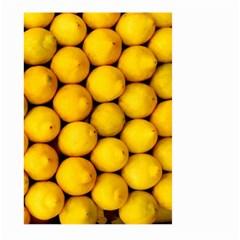 Lemons 2 Large Garden Flag (two Sides)