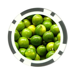 Limes 1 Poker Chip Card Guard