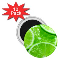 Limes 2 1 75  Magnets (10 Pack)