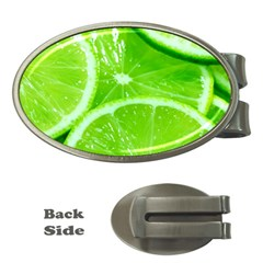 Limes 2 Money Clips (oval)