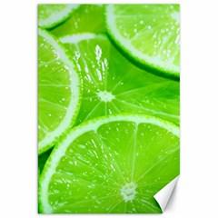 Limes 2 Canvas 20  X 30
