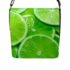 Limes 2 Flap Messenger Bag (l)