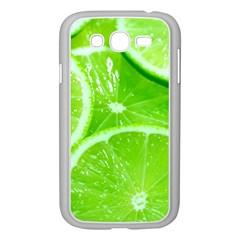 Limes 2 Samsung Galaxy Grand Duos I9082 Case (white)