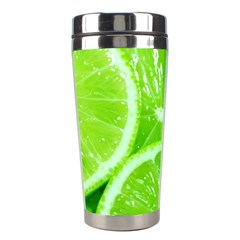 Limes 2 Stainless Steel Travel Tumblers