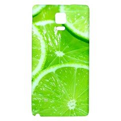 Limes 2 Galaxy Note 4 Back Case