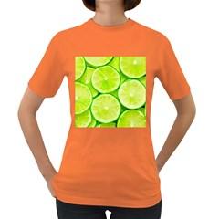 Limes 3 Women s Dark T Shirt
