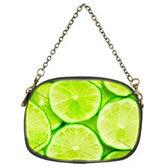 Limes 3 Chain Purses (two Sides)