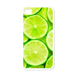 Limes 3 Apple Iphone 4 Case (white)