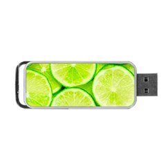 Limes 3 Portable Usb Flash (two Sides)