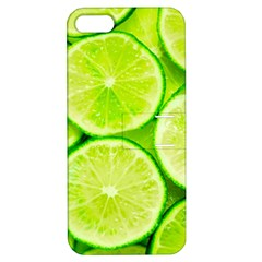 Limes 3 Apple Iphone 5 Hardshell Case With Stand