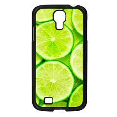 Limes 3 Samsung Galaxy S4 I9500/ I9505 Case (black)