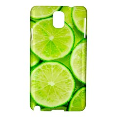 Limes 3 Samsung Galaxy Note 3 N9005 Hardshell Case