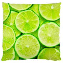 Limes 3 Standard Flano Cushion Case (two Sides)