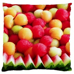Melon Balls Large Cushion Case (two Sides)