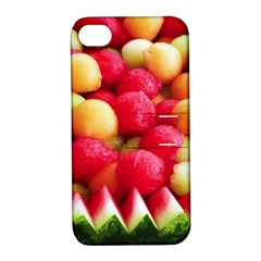 Melon Balls Apple Iphone 4/4s Hardshell Case With Stand
