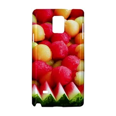 Melon Balls Samsung Galaxy Note 4 Hardshell Case