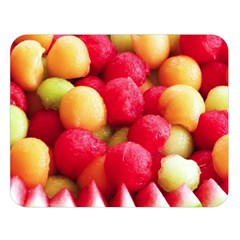 Melon Balls Double Sided Flano Blanket (large)