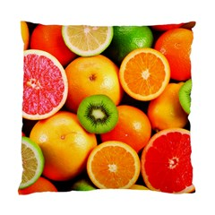 Mixed Fruit 1 Standard Cushion Case (one Side)