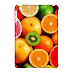 Mixed Fruit 1 Apple Ipad Mini Hardshell Case (compatible With Smart Cover)