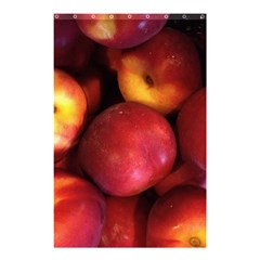 Nectarines Shower Curtain 48  X 72  (small)