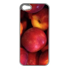 Nectarines Apple Iphone 5 Case (silver)