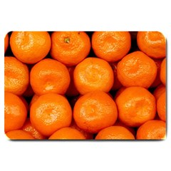 Oranges 1 Large Doormat