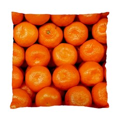 Oranges 1 Standard Cushion Case (one Side)