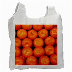 Oranges 1 Recycle Bag (two Side)