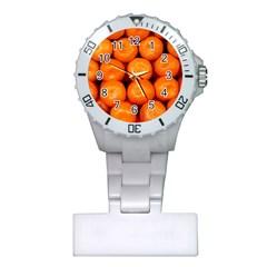 Oranges 1 Plastic Nurses Watch