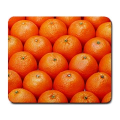 Oranges 2 Large Mousepads