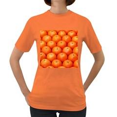 Oranges 2 Women s Dark T Shirt