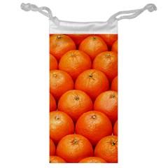 Oranges 2 Jewelry Bag