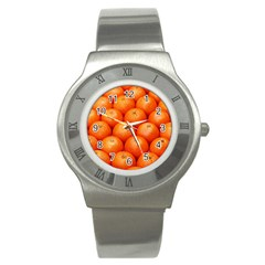 Oranges 2 Stainless Steel Watch