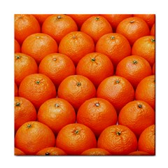 Oranges 2 Face Towel